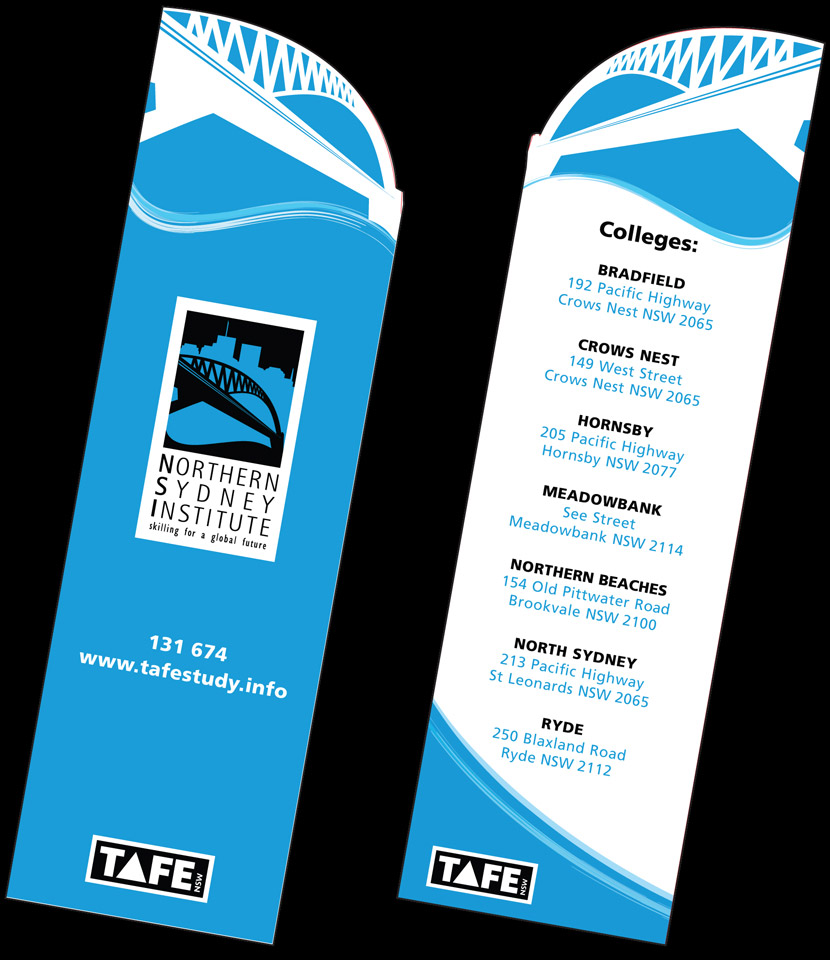 TAFE NSW, Bookmark