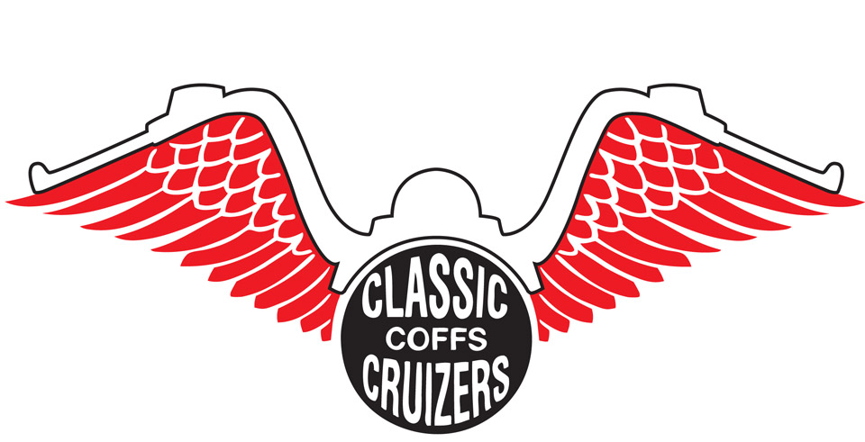 Coffs Classic Cruizers, logo design
