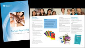 AMEP Research Centre Annual Report 08