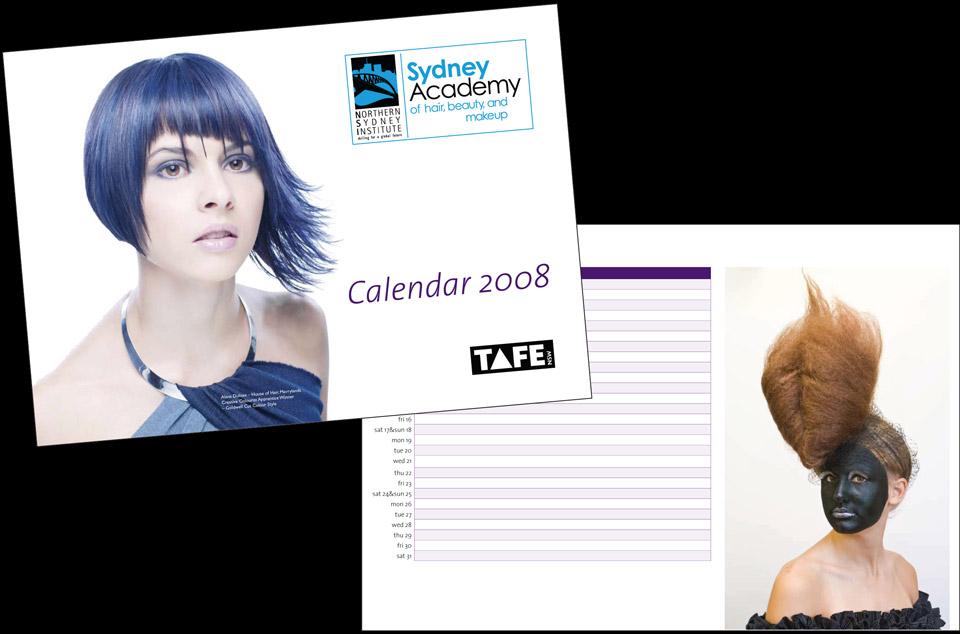 TAFE NSW, Sydney Academy Calendar 08