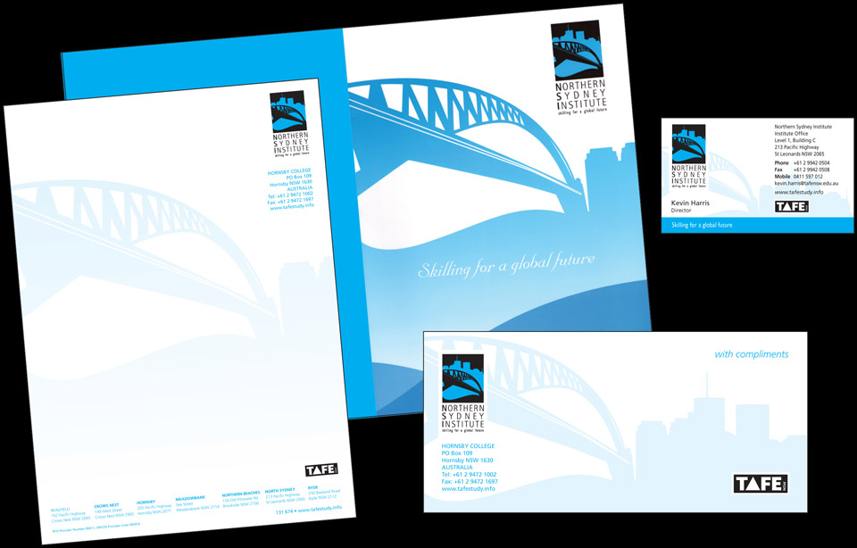 TAFE NSW, Branding for Northern Sydney Institute